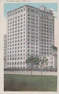 Florida Miami Columbus Hotel