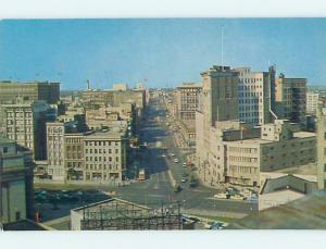 Unused Pre-1980 STREET SCENE Winnipeg Manitoba MB hp1891-22