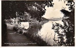 RPPC - Mt Douglas as seen from Harrison Hot Springs BC
