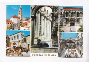 POZDRAV IZ SPLITA, Split, Croatia, unused Postcard