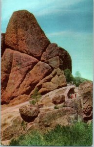 Pinnacles National Monument Hollister California Union Oil Co Postcard