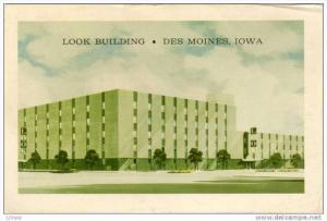 IA - Iowa, Des Moines, LOOK magazine Building - 1968