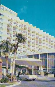 Florida Miami Beach The Americana Hotel