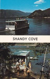 Waterway HOUSEBOAT Ltd , at Sandy Cove , SICAMOUS , B.C. , Canada , 50-60s