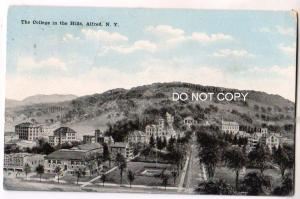 College in the Hills, Alfred NY