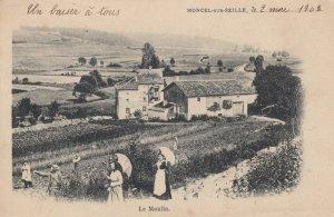 MONCEL-SUR-SEILLE , France , 1908
