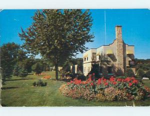 Unused Pre-1980 ALOU MOTEL South Bend Indiana IN u1879