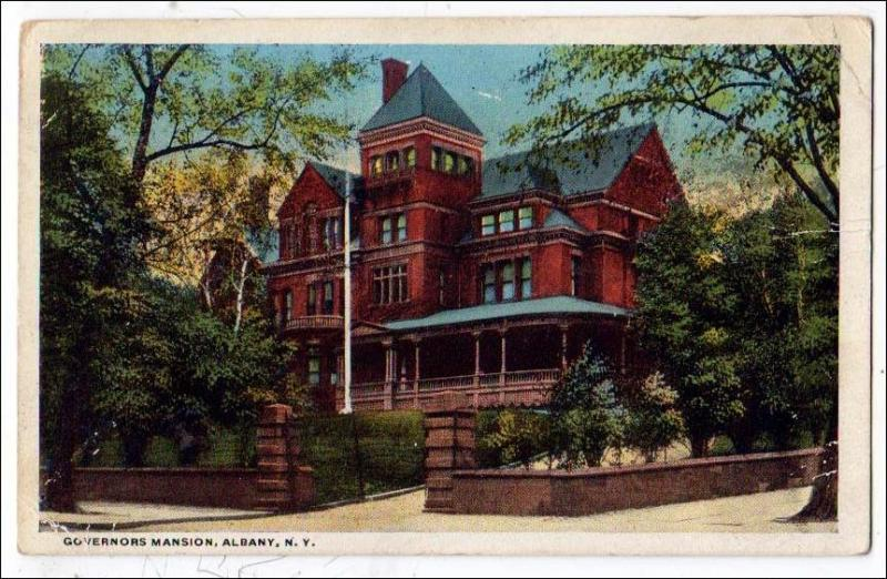 Governors Mansion, Albany NY