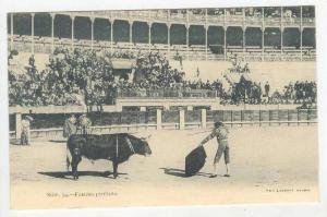 Madrid, Spain, Bull Fighter, 1890s  Num54´ - Fuentes perfilado