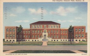 RANTOUL , Illinois , PU-1942 ; Post Hospital , Chanute Field