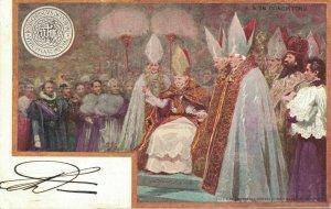 Italy Jesus Christ Vs Deus Homo Pope 04.38