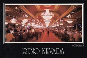 Nevada Reno MGM Grand