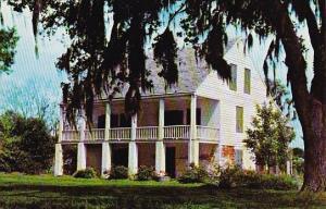Louisiana Saint Martinville The Acadian House Museum