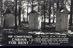 Outhouse Outhouses Postcard Postcards