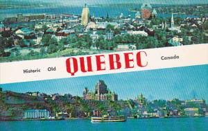 Canada Quebec La Cite Historic Old Quebec Canada