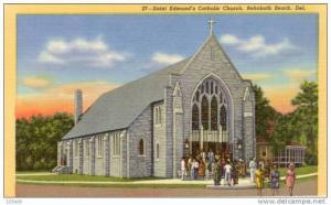 Saint Edmund's Catholic Church, Rehoboth Beach, Delaware, 30-40s