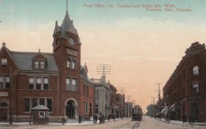 TORONTO , Ontario , Canada , 00-10s ; Post Office Corner