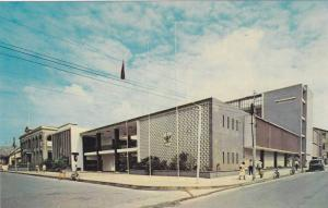 Approach to Town Hall and Civic Centre, Port of Spain, Trinidad, W.I., 40-60s