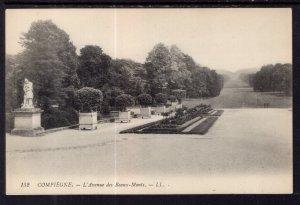 L'Avenue des Beaux-Monts,Compiegne,France BIN