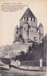 Provins, La Tour de Cesar, Seine et Marne, France, 00-10s