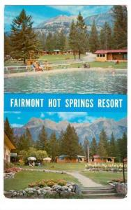 Fairmont Hot Springs Resort , B.C. , Canada , 50-60s