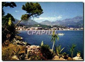 Modern Postcard The French Riviera French Riviera Cap Martin Menton Basically...