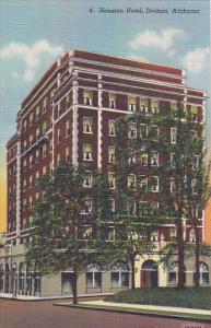 Alabama Dothan Houston Hotel Curteich
