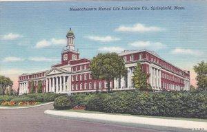 SPRINGFIELD, Massachusetts; Mutual Life Insurance Co., 30-40s