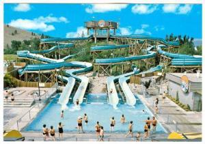 Wild Waters Water Slide Park , Kelowna , B.C. , Canada , 1970-80s #2