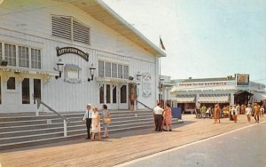 Convention Hall in Cape May, New Jersey