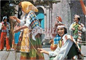 Postcard Modern Folklore Maltesse Malta