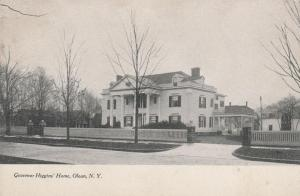 Governor Frank Higgins Home - Olean NY, New York - DB