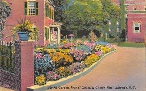 Flower Garden Kingston, New York