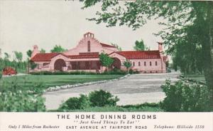 New York Rochester The Home Dining Rooms Restaurant