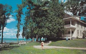 The Beach House and Private Beach at Lakeview House,  Jackson's Point,  Ontar...