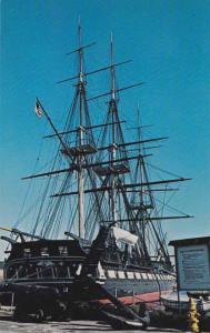 Tall Ship Constitution - Charlestown MA, Massachusetts