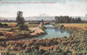 Washington Yakima Valley Mt Adams From Sunnyside Canal 1910