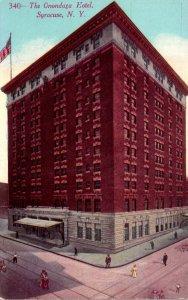 New York Syracuse The Onondaga Hotel