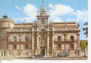 Postal 045568 : Valladolid. Fachada de la Universidad