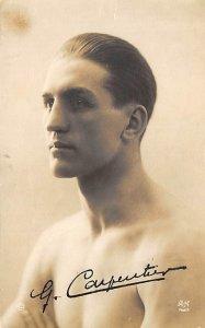 Georges Carpenter Boxing Unused