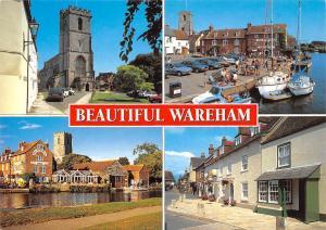 Beautiful Wareham, St. Mary's Church River Frome The Quay Church Street