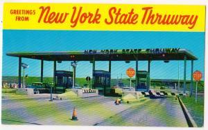 NY State Thruway, Utica NY