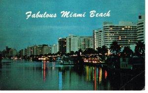 PC6210 MIAMI BEAH WATERFRONT, FLORIDA