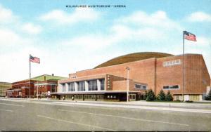 Wisconsin Milwaukee Auditorium - Arena