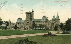 Canada - ON, Toronto. Toronto University