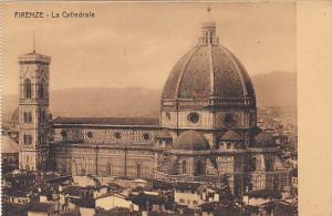 Italy Firenze Florence La Cattedrale