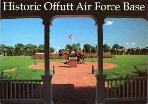 postcard  -Offutt Air Force Base