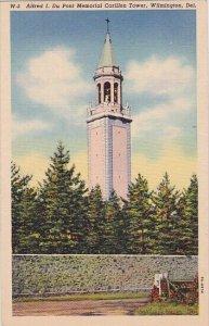 Alfred I Dupont Memorial Carrillon Tower Wilmington Delaware