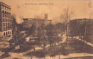 Court Square, Memphis, Tennessee, 00-10s