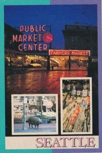 Washington Seattle Pike Place Public Market